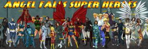 Angel Falls Heroes 2 by andrewr255
