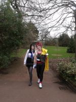 Cosplay Scotland march meet 10 by sasashie