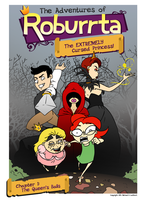 Roburrta Chapter 1 Cover Art by Tippit