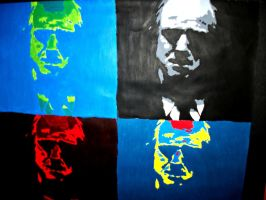 The Godfather Of Popart by Gingybreads