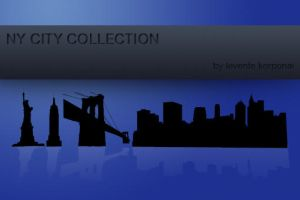NY City collection by 1995levente