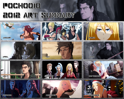 Art Summary 2012 by Poch0010