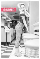 The Diner by Rubengda