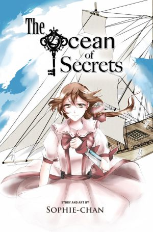 The ocean of secrets Cover