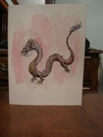Dragon card by NellieVance