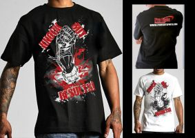 Pro Fight T-shirt by r4prolutions