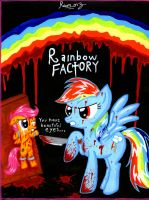 Rainbow Factory by Rammzblood