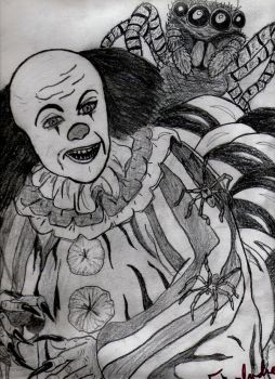 Pennywise by VOLIVOD