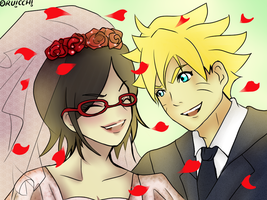 Happy Wedding by RuiTako