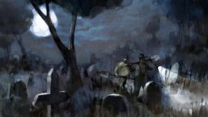 Grave Diggers by Yiannisun