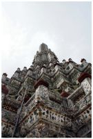 Wat Arun I by DysfunctionalKid