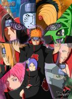Akatsuki True Power!!! by honchkrow14