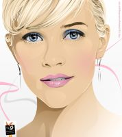 Reese Witherspoon by guidodesignvetor