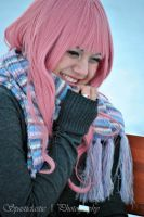 Winter Laughs by AllysaH-Photography