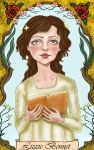 Elizabeth Bennet - Fan art of Pride and Prejudice by CellyMonteiro