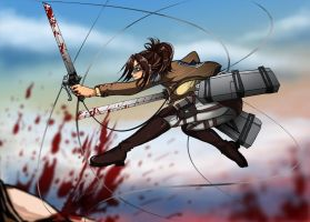 Hanji-Zoe---Attack-on-Titan by Bluesky55j