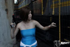You want S.T.A.R.S - Four by LinneaCosplay