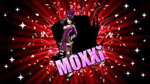 Borderlands 2 Wallpaper - Moxxi by mentalmars