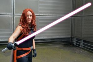 Mara Jade Cosplay at the NSC (3) by masimage