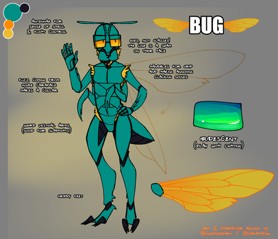 bug ref by goodmode