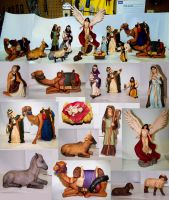 Clay Magic Nativity '08 by SparklersOasis