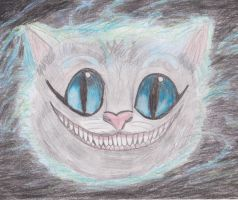The Cheshire Cat by NoFeelingLeftx