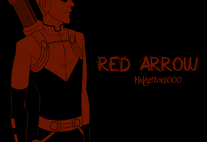 Red Arrow by AnArtistCalledRed