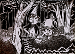 Over the Garden Wall_Into the Unknown by crescentshadows19