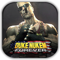 Duke Nukem Forever Game Icon by Wolfangraul