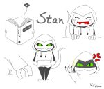 My OC - Stan by WolfRemus