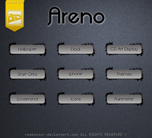 Areno ICONS FOLDER DEVIANT GALLERY x3AMAZING by Nv1jk