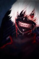 Drop - Kaneki Ken by 34Kai