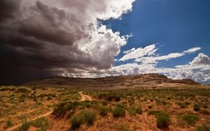Monsoon Over Arizona by MattGranzPhotography