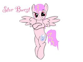 My oc burst by Burstalicious