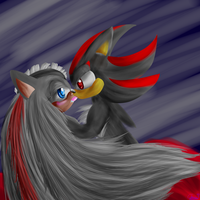CE: Susan and shadow (Accepted hooooray!) by lifegiving