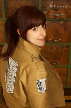Survey Corps Represent by Sheenah