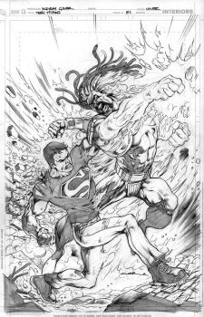 Teen Titans 81 Cover by Cinar