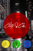 Flyer-City On Final by jdblanco17
