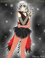 TTS- Gothic Sailor Star Shadow by whispering-shadow