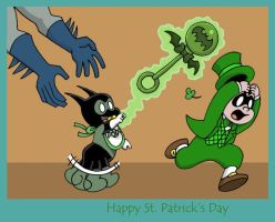 Happy St. Patrick's Day by The-BlackCat