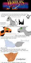 Warrior Cats Meme by hallyboo123