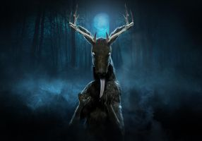 The Stag by AnubisDHL