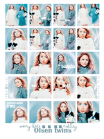 Olsen twins icons by Spenne