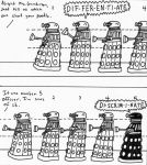 Daily Dalek XL: 08.02.10 by chiscringle