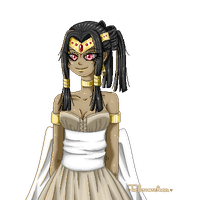 Egyptian girl by TheULTImateAngel