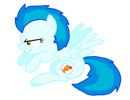 Another Custom Pony Thing for ipandacakes by rustics