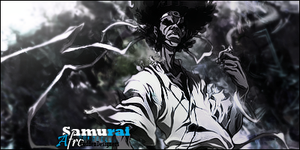 Afro Samurai by inferno29
