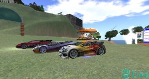 Cars Of Second Life by Luckymarine577