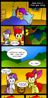 Apple Bites - Prank Gone Wrong by NeonCabaret