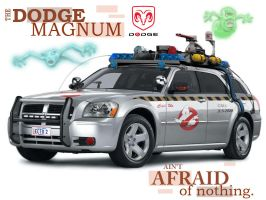 ECTO MAGNUM by lordsmiley